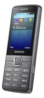 Мобільний телефон Samsung GT-S5611 Metallic Silver 2