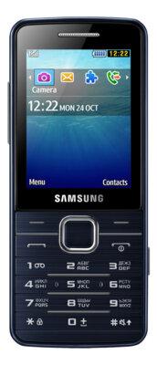 Мобільний телефон Samsung GT-S5611 Black 1