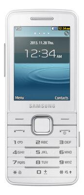 Мобільний телефон Samsung GT-S5611 White 1