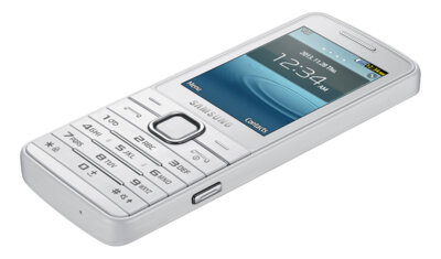 Мобільний телефон Samsung GT-S5611 White 2