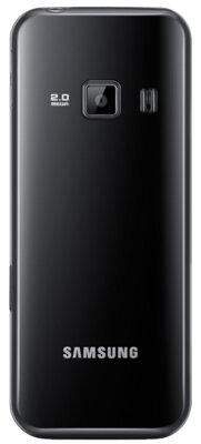 Мобильный телефон Samsung GT-C3322i Midnight Black 5