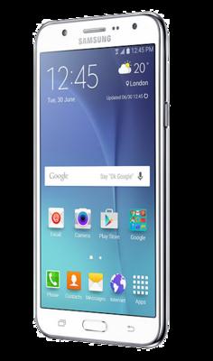 Смартфон Samsung Galaxy J7 SM-J700H White 5