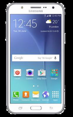 Смартфон Samsung Galaxy J7 SM-J700H White 1