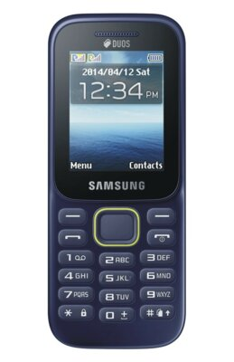 Мобільний телефон Samsung Guru Music 2 SM-B310 Blue 1