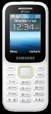 Мобильный телефон Samsung Guru Music 2 SM-B310 White 1