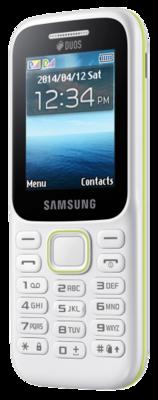 Мобильный телефон Samsung Guru Music 2 SM-B310 White 2