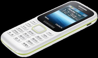 Мобильный телефон Samsung Guru Music 2 SM-B310 White 3