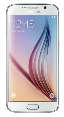Смартфон Samsung Galaxy S6 Duos 64GB SM-G920F White 1