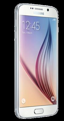 Смартфон Samsung Galaxy S6 Duos 64GB SM-G920F White 2