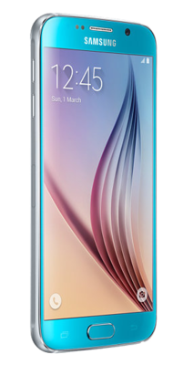 Смартфон Samsung Galaxy S6 64GB SM-G920F Blue 2