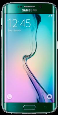 Смартфон Samsung Galaxy S6 Edge 128GB SM-G925F Green 1