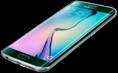 Смартфон Samsung Galaxy S6 Edge 128GB SM-G925F Green 3
