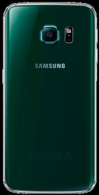 Смартфон Samsung Galaxy S6 Edge 128GB SM-G925F Green 5