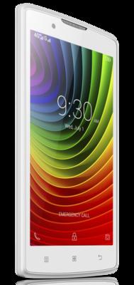Смартфон Lenovo A2010 White 2