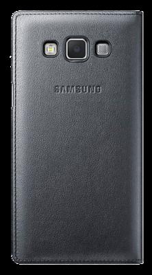 Чохол Samsung S View EF-CA500BCEGRU Charcoal для Galaxy A5 4