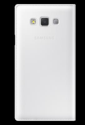 Чохол Samsung S Cover View EF-CA700BWEGRUWhite для Galaxy A7 4