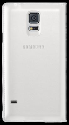 Чехол Samsung S View EF-CG900BWEG White для Galaxy S5 3