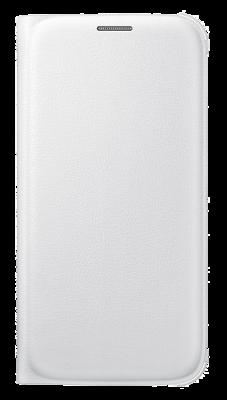 Чохол Samsung Flip Wallet EF-WG920PWEGRU White для Galaxy S6 1