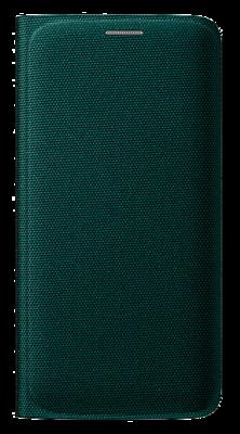 Чохол Samsung Flip Wallet EF-WG925BGEGRU Green для Galaxy S6 Edge 1