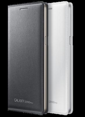 Чехол Samsung Flip Wallet EF-WG530BWEGRU White для Galaxy Grand Prime 2