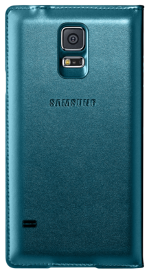 Чехол Samsung Flip Wallet EF-WG900BGEGRU Green для Galaxy S5 3