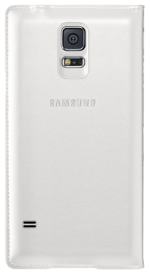 Чохол Samsung Flip Wallet EF-WG900BWEG White для Galaxy S5 2