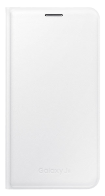 Чехол Samsung Flip Wallet EF-WJ500BWEGRU White для Galaxy J5 1