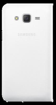 Чехол Samsung Flip Wallet EF-WJ500BWEGRU White для Galaxy J5 3