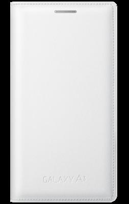 Чехол Samsung Flip Cover EF-FA300BWEGRU White для Galaxy A3 1