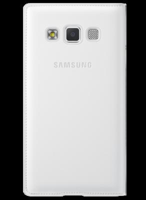 Чехол Samsung Flip Cover EF-FA300BWEGRU White для Galaxy A3 4