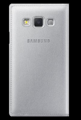 Чохол Samsung Flip Cover EF-FA300BSEGRU Silver для Galaxy A3 2