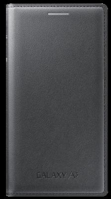 Чохол Samsung Flip Cover EF-FA300BCEGRU Charcoal для Galaxy A3 1