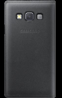 Чохол Samsung Flip Cover EF-FA300BCEGRU Charcoal для Galaxy A3 4