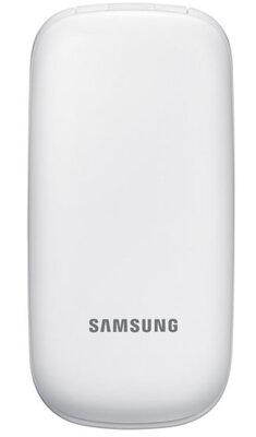 Мобильный телефон Samsung E1272 Duos Ceramic White 5