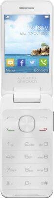 Мобильный телефон Alcatel 2012D  PURE WHITE 3
