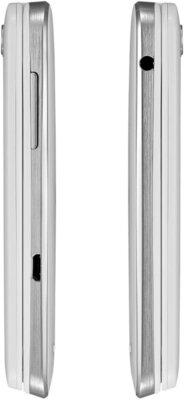 Мобильный телефон Alcatel 2012D  PURE WHITE 4