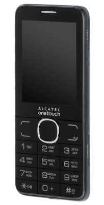 Мобільний телефон Alcatel 2007D Dark Grey 2