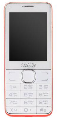 Мобильный телефон Alcatel 2007D  RED 1