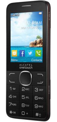 Мобільний телефон Alcatel 2007D  Dark Chocolate 2