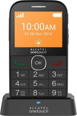 Мобільний телефон Alcatel 2004C Black 2