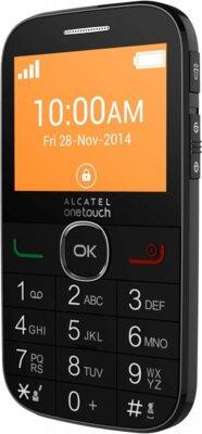 Мобільний телефон Alcatel 2004C Black 3