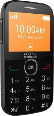 Мобільний телефон Alcatel 2004C Black 4