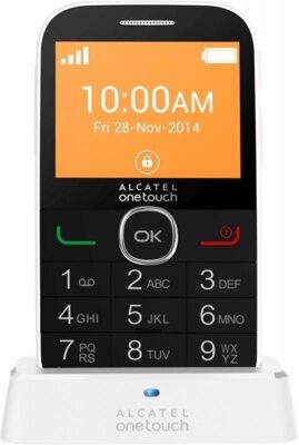 Мобильный телефон Alcatel 2004C White 2