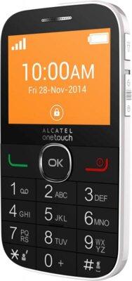 Мобильный телефон Alcatel 2004C White 3
