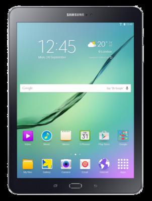 Планшет Samsung Galaxy Tab S2 9.7 SM-T810 32GB Black 1