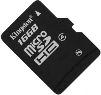 Карта пам'яті microSDHC 16GB Kingston SDC4/16GB 3