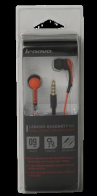 Гарнітура Lenovo P165 Orange 1