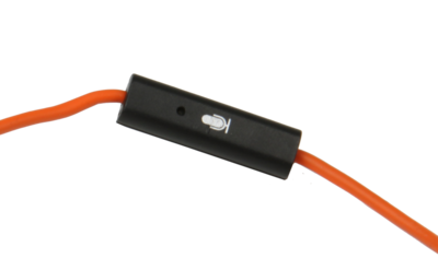 Гарнітура Lenovo P165 Orange 5