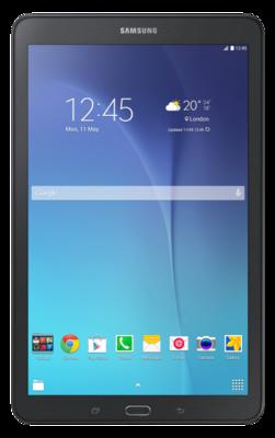 Планшет Samsung Galaxy Tab E 9.6 SM-T560 8GB Black 1