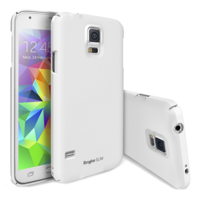 Чехол Ringke Slim 156858 Dot Pear White для Samsung Galaxy S5 1